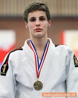 Sportschool Vdpol Voor Judo Jiu Jitsu Krachtsport